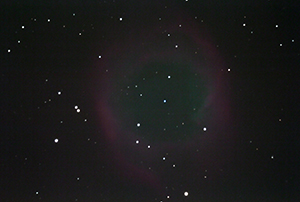 Helix Nebula with the C11 SCT